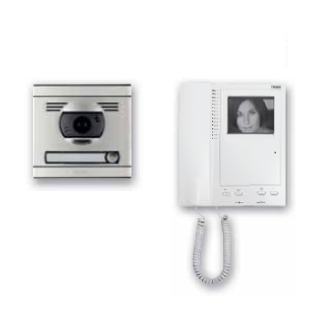 Kit v1 tegui de videoportero en b n convencional 375021 for Videoportero tegui precio