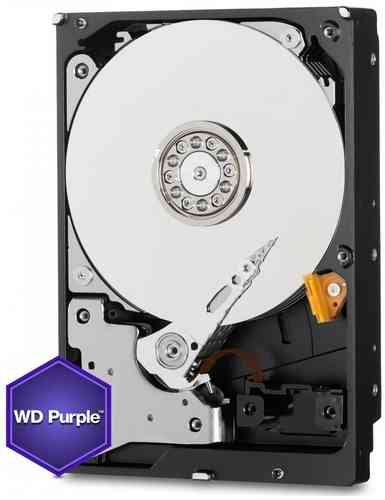 Disco duro serie Purple de Western Digital 2 TB