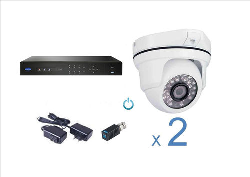 Kit CCTV Hyundai HD